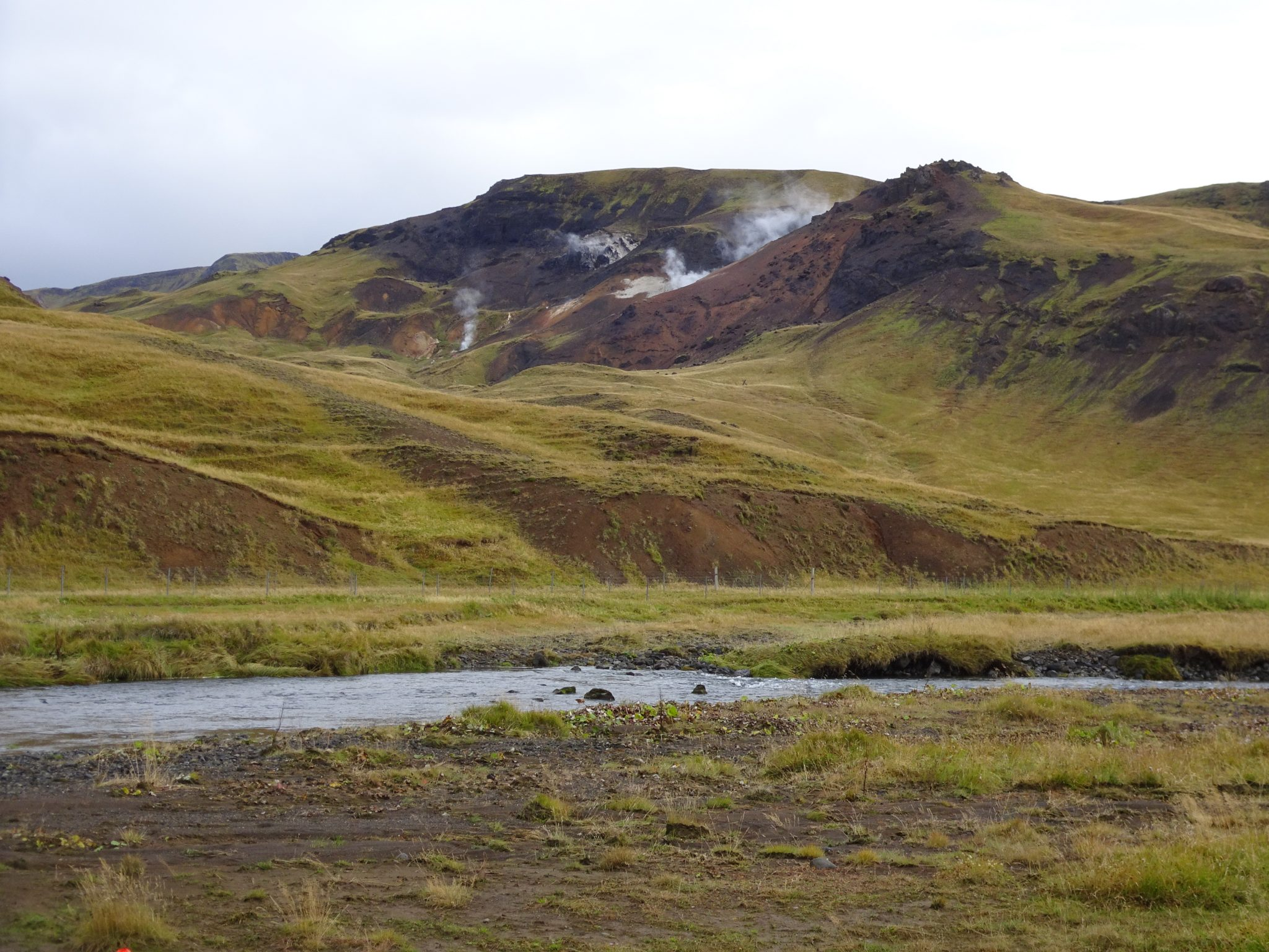 Reykjadalur Hot Spring Area