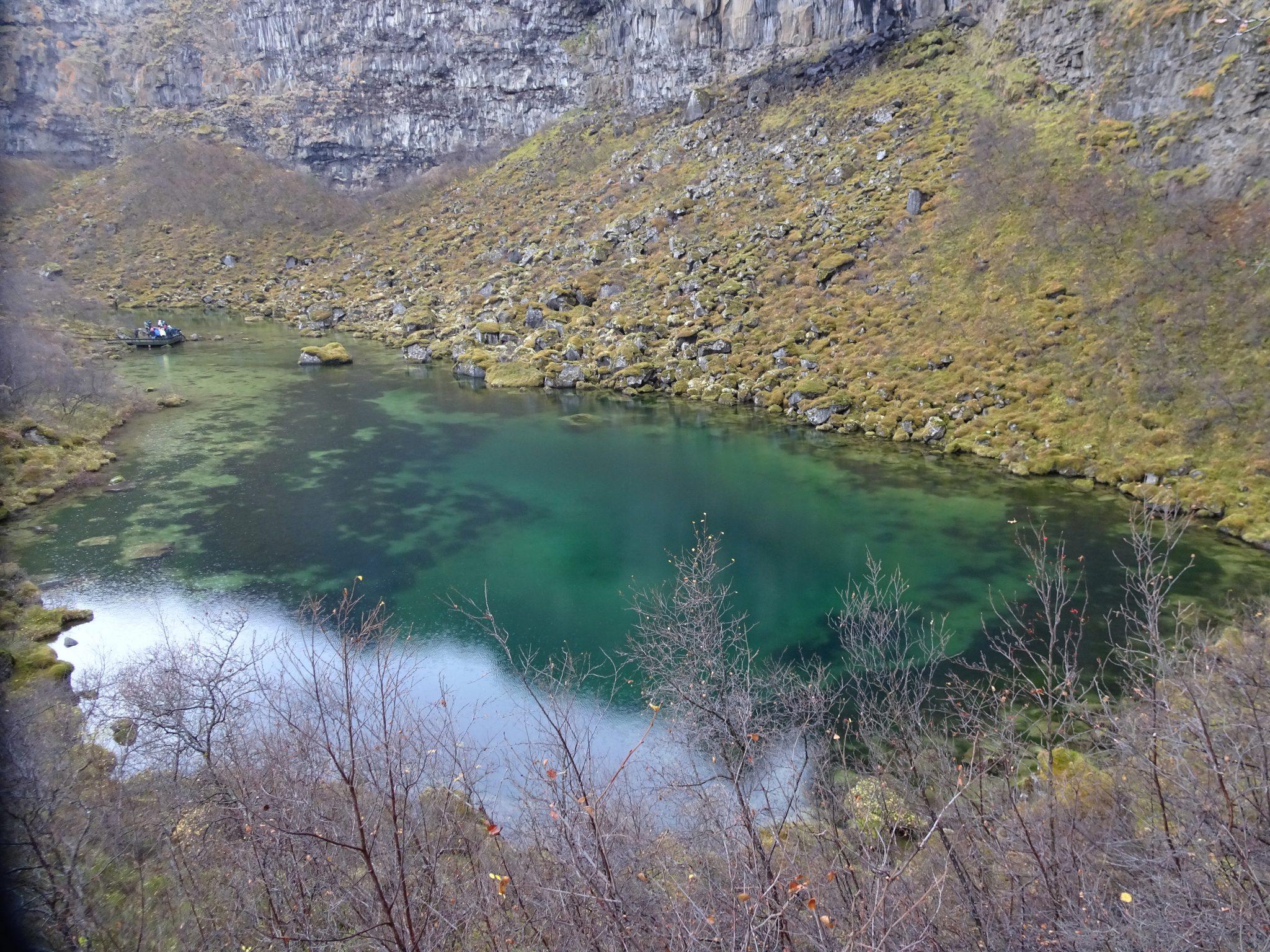 Asbyrgi Canyon