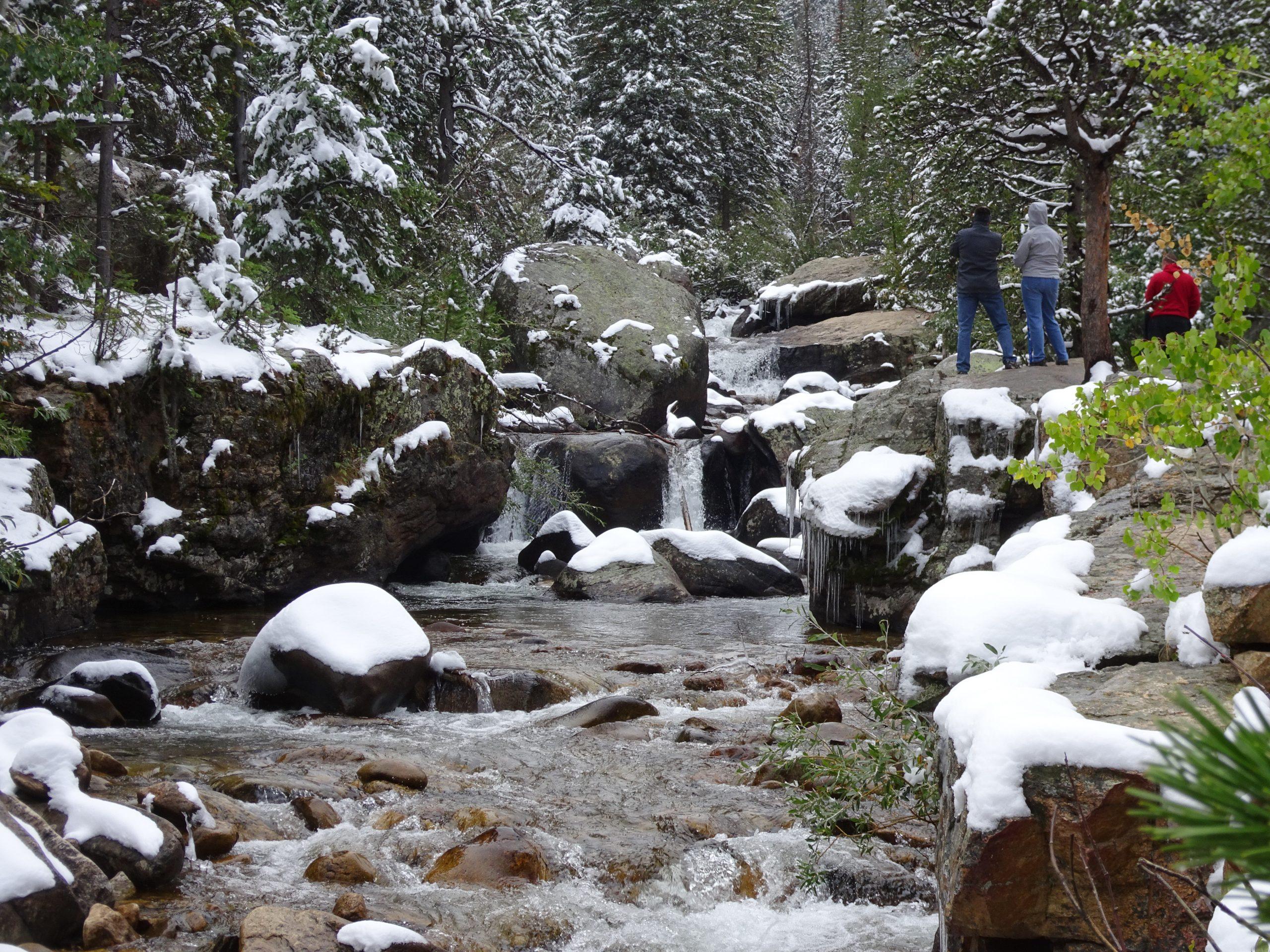 Wild Basin (Copeland Falls)