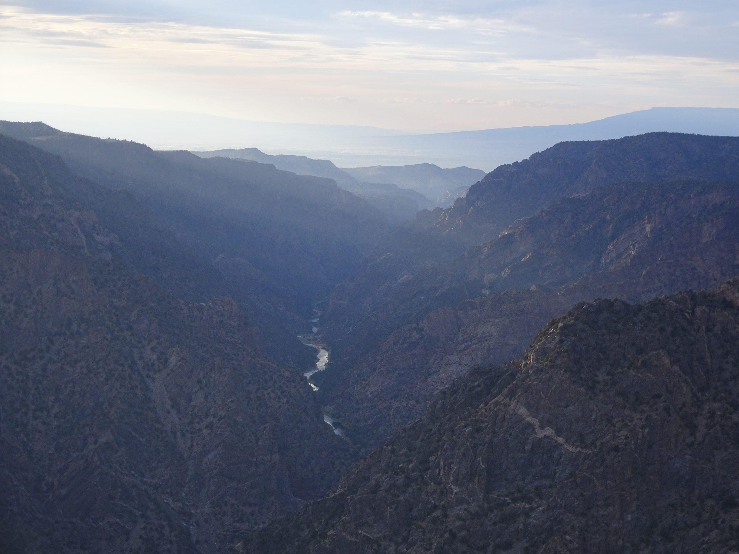 Black Canyon South Rim