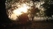 Ayeyarwaddy River Sunset