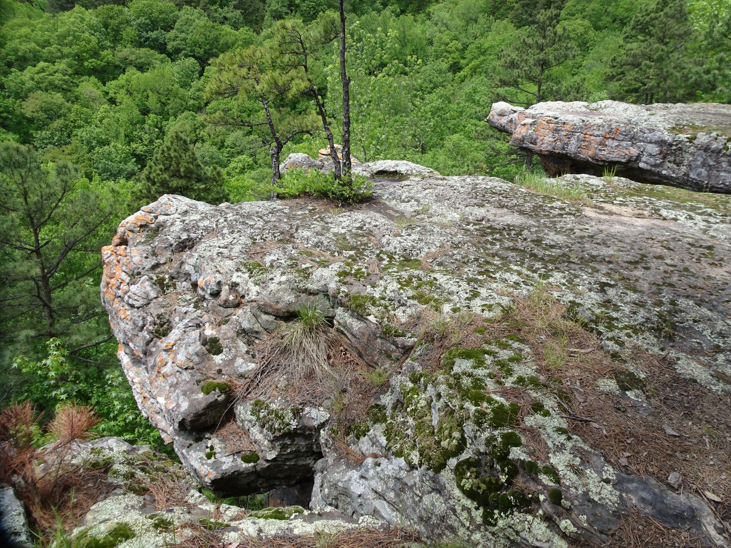 Pedestal Rocks