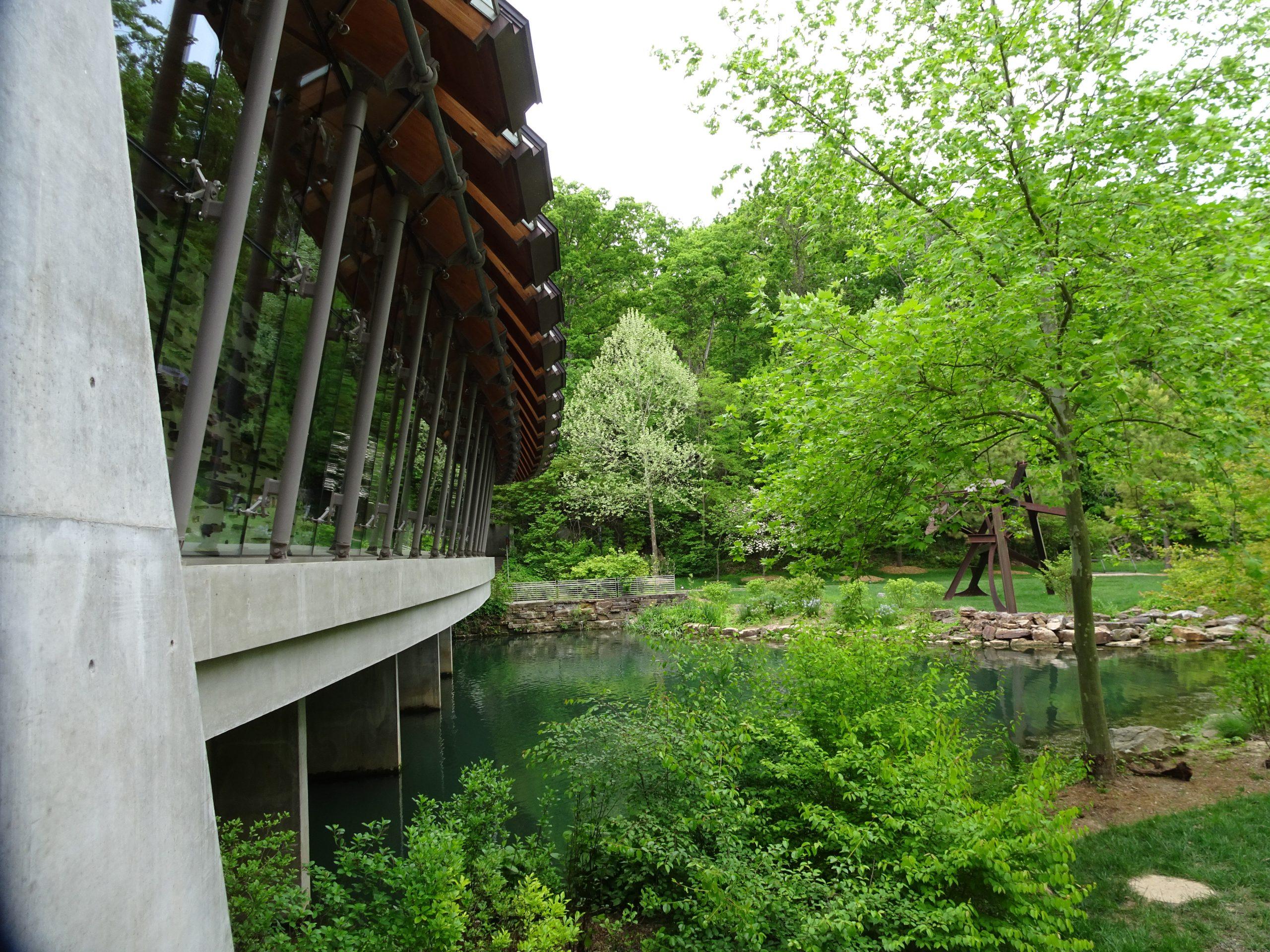 Crystal Bridge Art Museum
