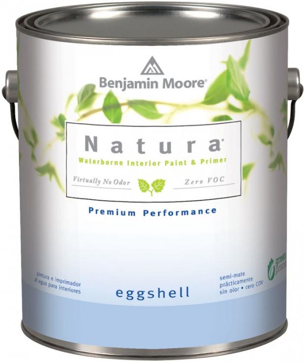 Benjamin Moore Natura Paint