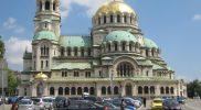 Downtown Sofia