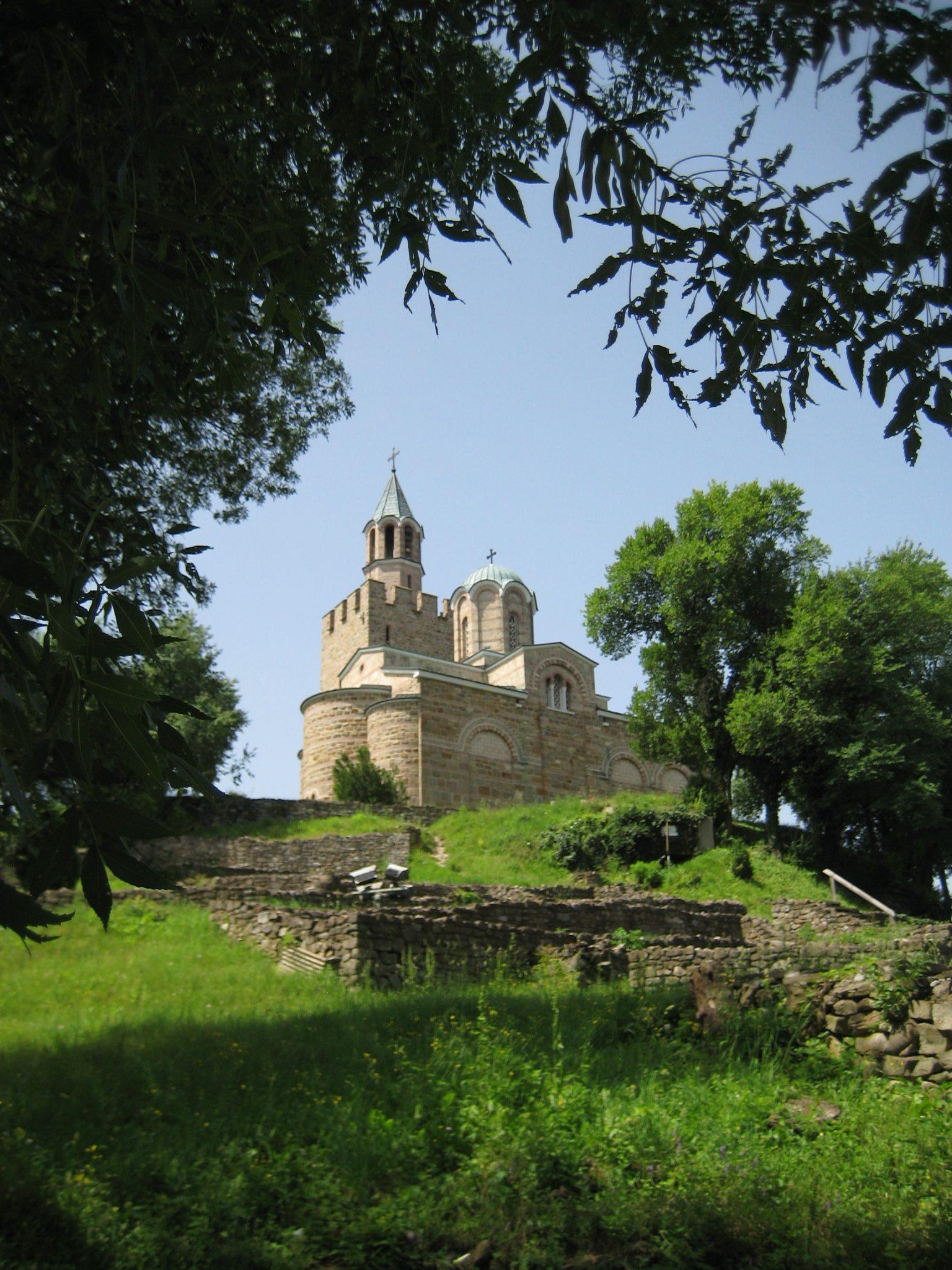 Tsaravets Church