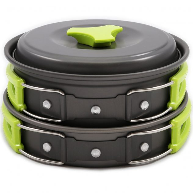 MallowMe Camping Cookware
