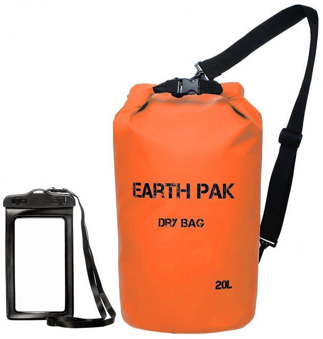 Earth Pak 20L Dry Bag