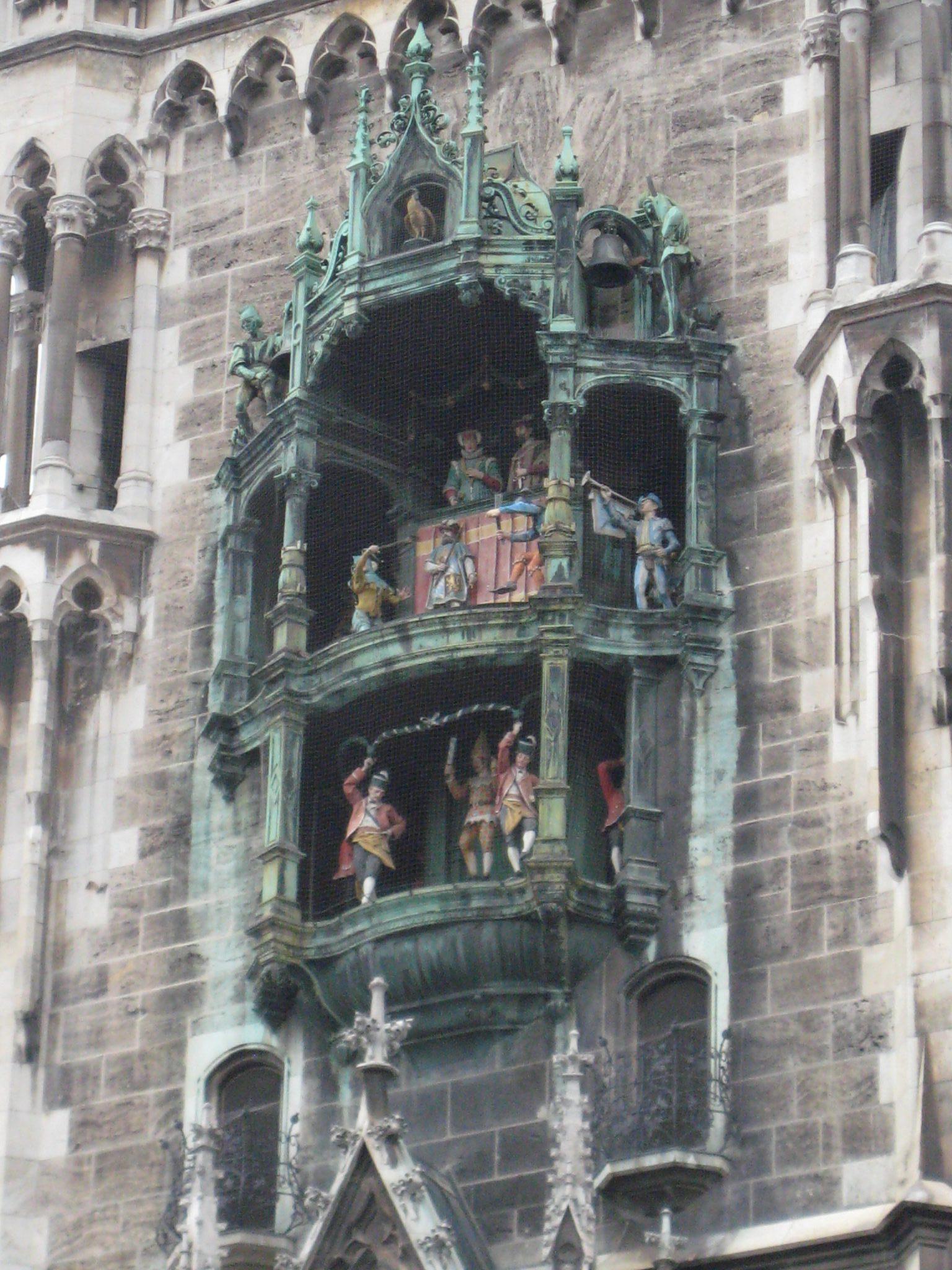 Marienplatz Clock