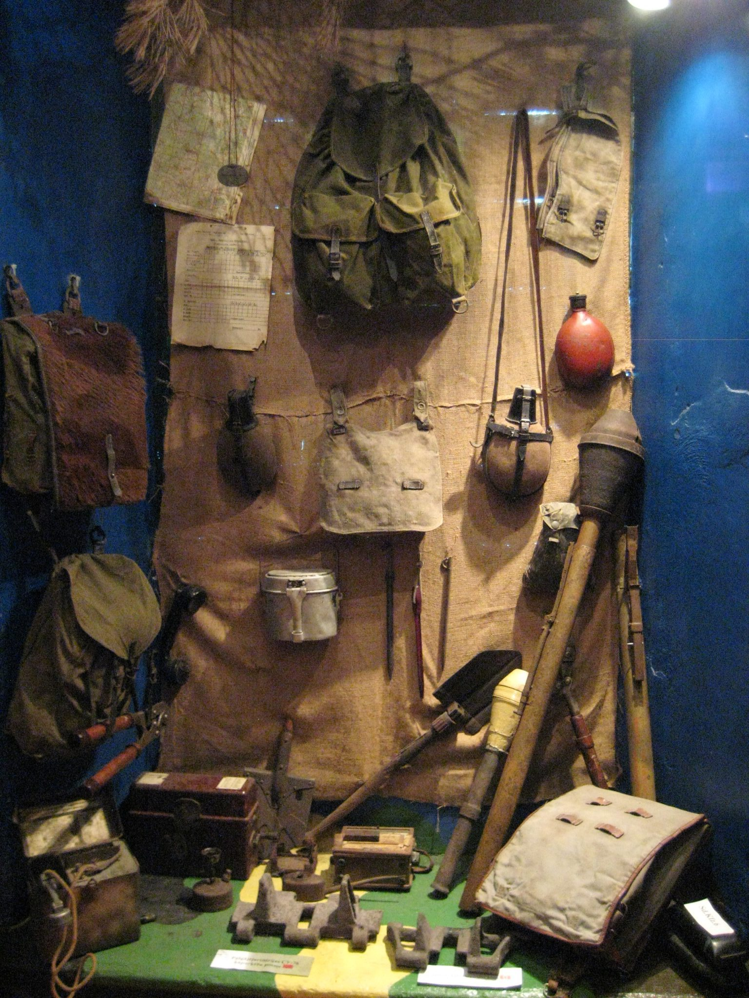 Military Artifacts