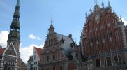 Riga Castle & Cathedral