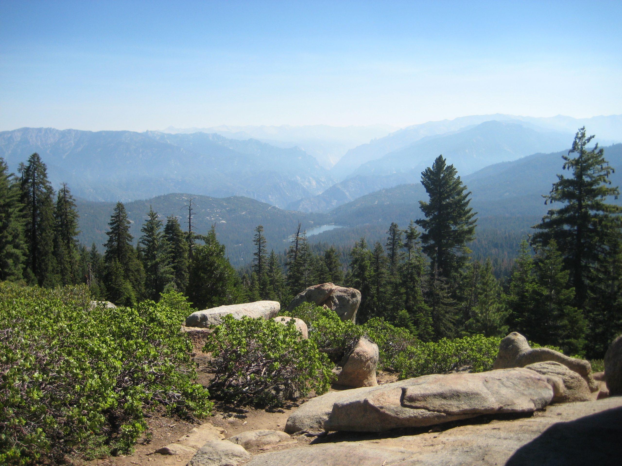 Kings Canyon Panoramic Point