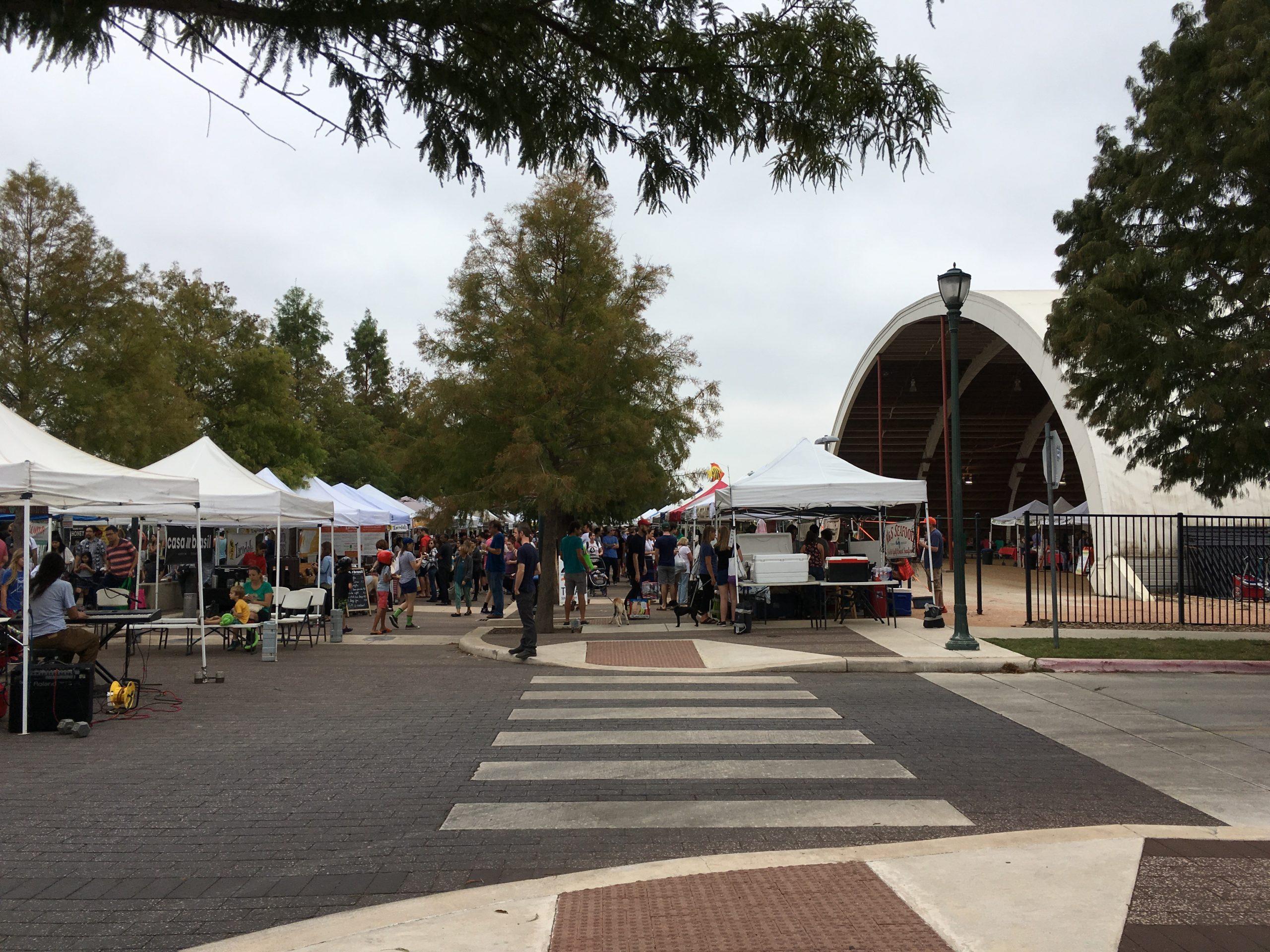 Mueller Farmer's Market