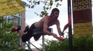 Juggler at Bumbershoot